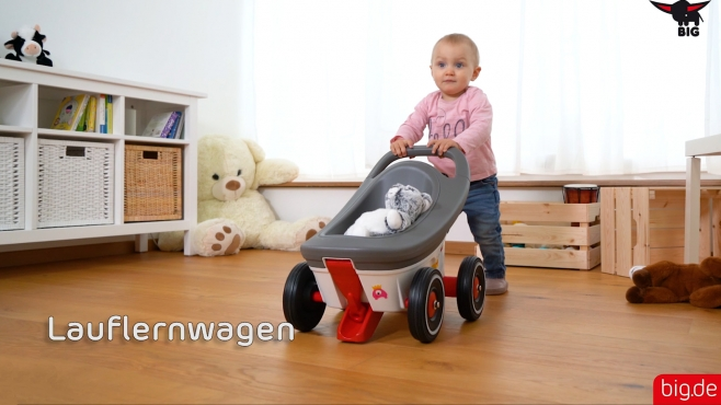 BIG-Buggy 3in1