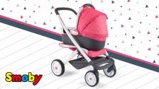 Quinny 3in1 Multifunktions-Puppenwagen