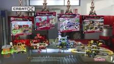 Majorette Feuerwehr - Flughafen - Bauernhof - Rennstrecke - Creatix Spielsets