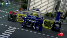 SOS Ultimate Police Headquarter von Dickie Toys