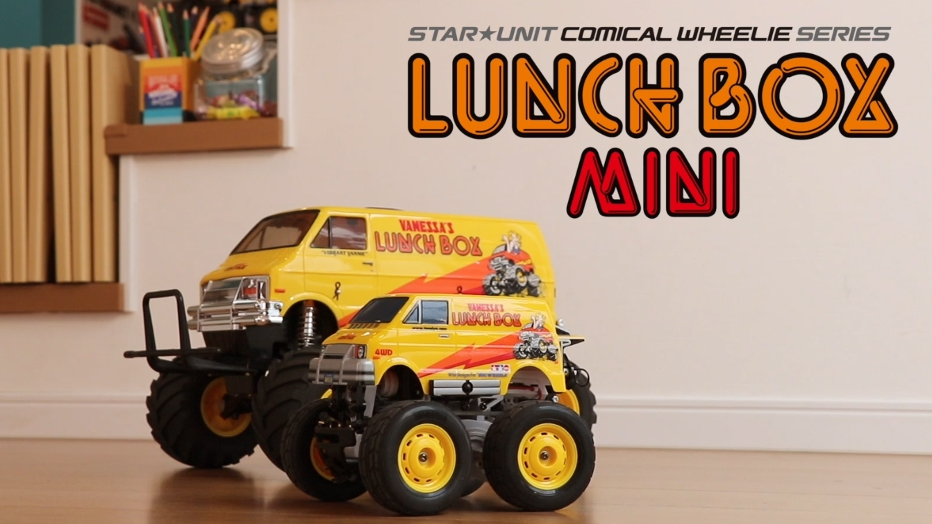 Art.Nr.: 300057409 / Art.bezeichnung: Tamiya 1:24 RC Lunch Box Mini (SW-01)