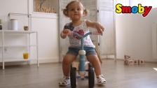 Smoby Rookie - stillvoller Flitzer für kleine Weltentdecker