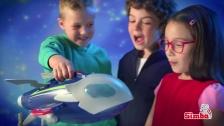 PJ Masks Mondrakete und Mond Rover