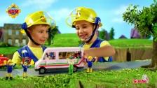 Trevors Bus von Feuerwehrmann Sam