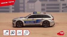 Mercedes AMG E43 Police von Dickie Toys