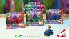 PJ Masks Fahrzeuge mit Quads