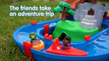 AquaPlay Adventure Land (English)