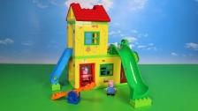 BIG BLOXX Peppa Pig Play House