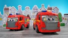 Feuerwehrautos für Kleinkinder von Dickie Toys
