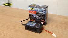 ExpertCharger NiMH Compact2A Steckerlader Erklärvideo (500606069)