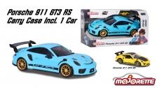 Majorette Porsche 911 GT3 RS Carry Case incl. 1 Car