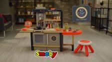 Smoby Chef Corner Restaurant - Dein eigenes Kinder-Restaurant!!