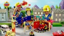 Feuerwehrmann Sam XXL Station mit Ultimate Jupiter TV-Spot