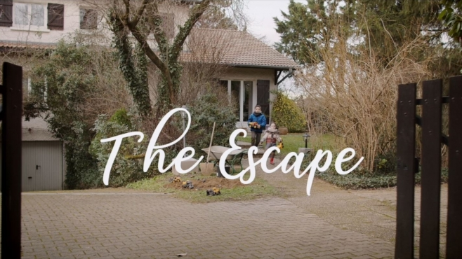 Dickie Toys x Volvo: The Escape