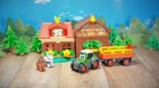 Großes Bauernhof Spielset von Dickie Toys