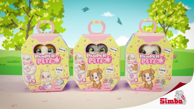 Pamper Petz TV-Spot