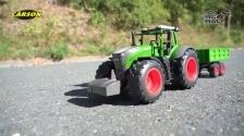 1:16 RC Traktor mit Anhänger (500907314)