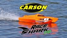 Race Shark FD 2.4G 100% RTR orange (500108034)