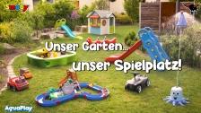 Tolles Outdoor-Spielzeug von BIG, Smoby und AquaPlay