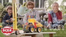 Dickie Toys x Volvo CE | Commercial | Ausgeheckt! | The Plot