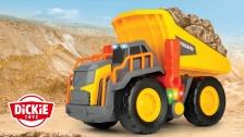 Dickie Toys x Volvo CE | Kipplaster mit Gewichtserkennung