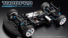 TA08 PRO Touring Chassis