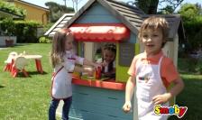 Herzlich willkommen im Smoby Chef Haus mit Spielküche! So lecker!!