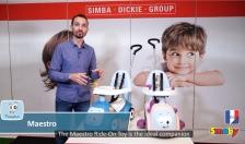 Präsentationsvideo: Smoby 3-in-1 Rutscherfahrzeug Maestro Blau