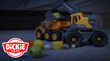 Dickie Toys x Volvo CE | Commercial | The Dream Team