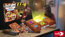 Escape Room Das Spiel Puzzle Abenteuer - Secret of the Scientist