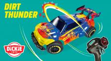 GO CRAZY! Ferngesteuerter Offroader von Dickie Toys