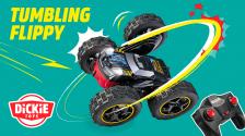 GO CRAZY! Ferngesteuerter Flippy von Dickie Toys