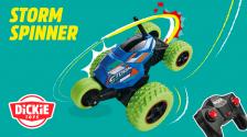 GO CRAZY! Ferngesteuertes Actionfahrzeug von Dickie Toys