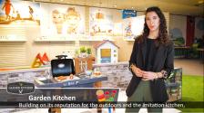 Product video: 312002 Smoby Garden Kitchen (Garden Kitchen EN V02)