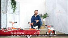 Product video: Smoby Rookie Range SS22 (Rookie EN V02)