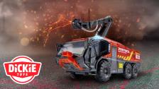Dickie Toys x Rosenbauer | Flughafenfeuerwehr | Airport Fire Engine