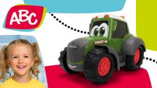 Bauernhoftraktor für Kleinkinder von ABC