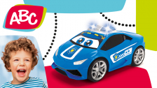 """Ferngesteuertes Polizeiauto """"Paul"""" für Kleinkinder von ABC"""