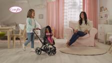 Corolle Cybex 3in1 Puppenwagen + interaktive Babypuppe Lucille TV-Spot
