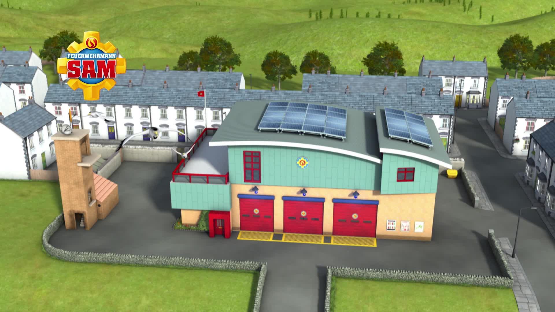 Feuerwehrmann Sam Neue Feuerwehrstation Und Adventskalender Simba Toys Video Simba Dickie Com